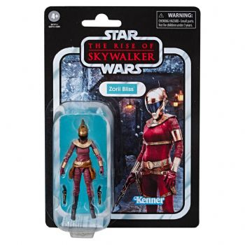 Star Wars The Vintage Collection Rise of Skywalker Zorii Bliss Figure